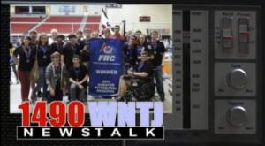 WNTJ News Talk 1490 16 April 2014