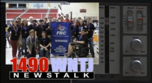 WNTJ News Talk 1490 16 April 2014